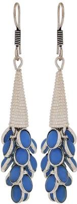 Maayra Grand Designer Crystal Alloy Dangle Earring