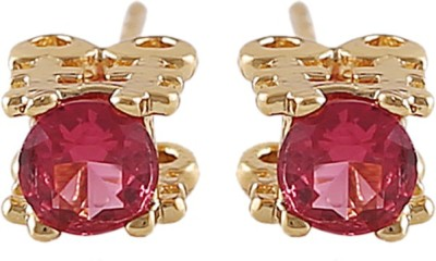 CatchMe Flaming Alloy Stud Earring
