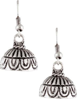 Castle Street Basic Alloy Jhumki Earring