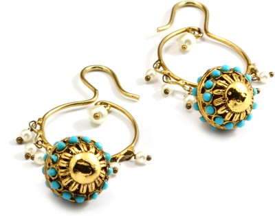 Aara Arts Phiroza Alloy Drop Earring