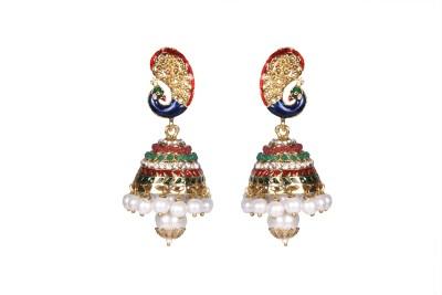 Tatva R1751 Alloy Jhumki Earring