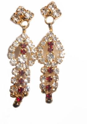 Alankrita Stone, Alloy, Copper, Brass Drop Earring