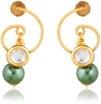 Rooh Jewellery Copper Dangle Earring