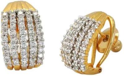 Chrishan american diamond Alloy Clip-on Earring