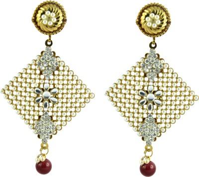 Jyeana Princess Delight Zinc Chandelier Earring