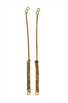 Ankur Brass Ear Thread