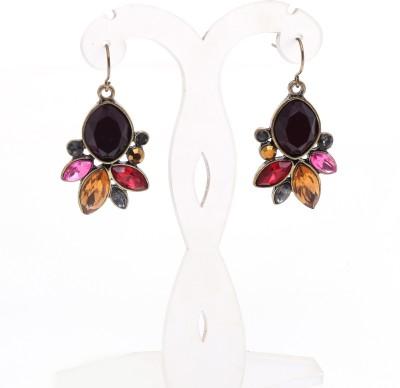 Just Pretty Things Chandelier Plant Earrings Alloy Dangle Earring