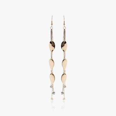 Shamoda Fashionable Metal Dangle Earring