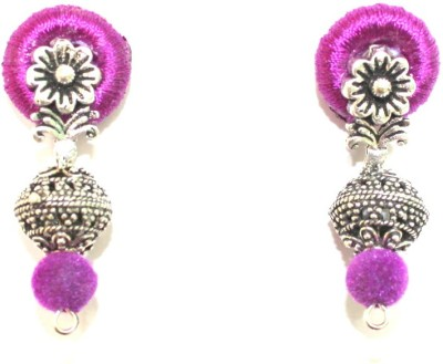 Craftworks earring Beads Metal Stud Earring
