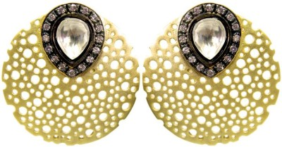 Peora Antique Alloy Stud Earring