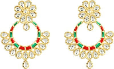 Savvy Savvy Impex Fashion Brass Chandbali Earring