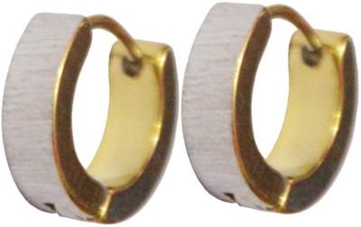 Men Style Best Quality Korean Styles 316L Stainless Steel Hoop Earring