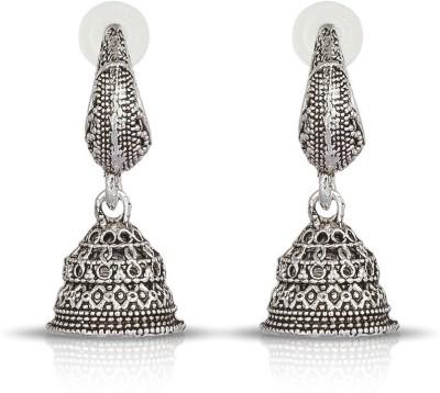 CTW Reversal Pearl Dual Side Alloy Jhumki Earring