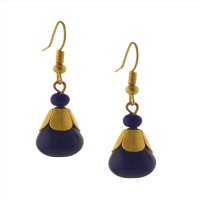 Zephyrr Zephyrr Fashion Handmade Lightweight Beaded Hanging Hook Earrings for Women Alloy Dangle Earring best price on Flipkart @ Rs. 179