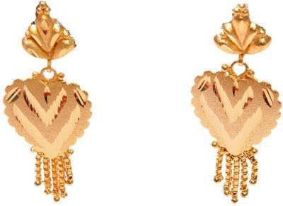 PFJ PFJ3029-EARRING Brass, Copper Drop Earring