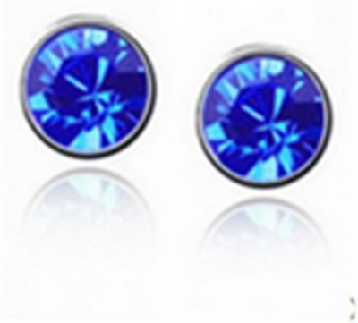 Ark Ark Crystal Stud Earring Crystal Alloy Stud Earring