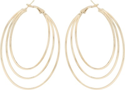 Jewels King Contemporary Alloy Earring Set
