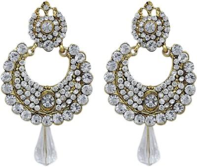 Yogada Ethnic008 Alloy Chandbali Earring