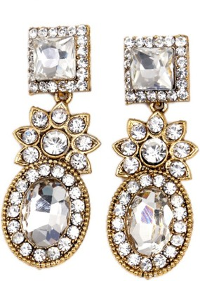 Sgsproducts Princess Delight19 Metal Drop Earring