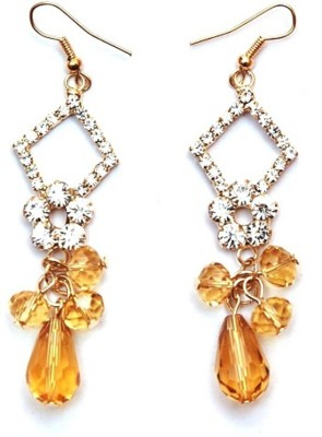Jodhpuriyas BRIGHT SPARKLING FASHIONABLE LATKAN EARING Alloy Dangle Earring