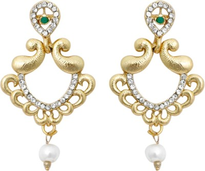 SBS Delightful Alloy Chandelier Earring