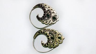 zenith jewels princess92 Brass Stud Earring