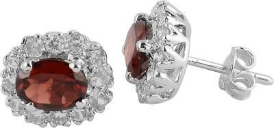 Factorywala elegant style Silver Stud Earring