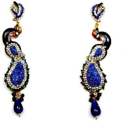 Vaibhav Fashion vlxe0001 Brass Drop Earring