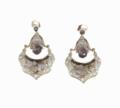 SGSProducts Princess Delight Stone Drop Earring