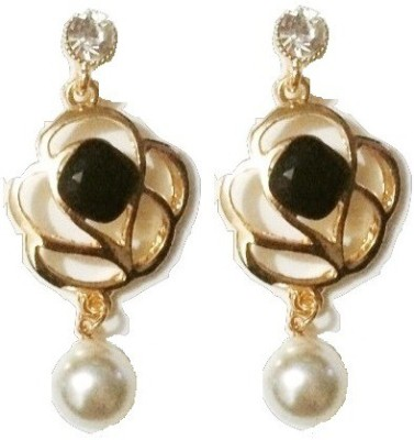 LE Rose Collection Alloy Drop Earring