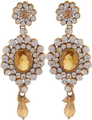 NECKIES AFJE071 Brass Drop Earring