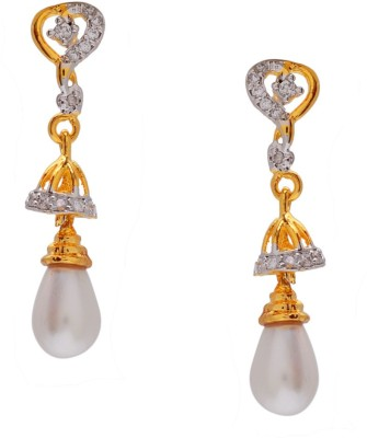 Gehnamart Grand Alloy Dangle Earring
