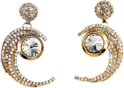 Sgsproducts Princess delight24 Metal Chandelier Earring