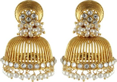 CatchMe Wired Alloy Jhumki Earring