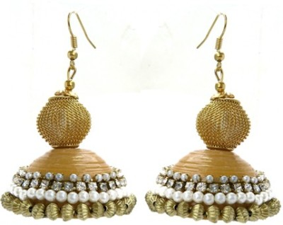 Sowbhagya Enterprises A1 Quilling Paper Dangle Earring