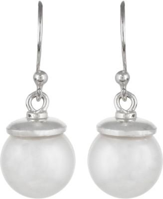 Aarohee Pearl Delight Pearl Sterling Silver Drop Earring