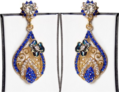 Simbright Zircon Alloy Earring Set