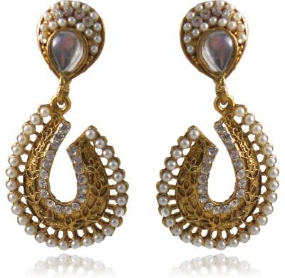 Shubh 4u Beautiful Alloy Drop Earring