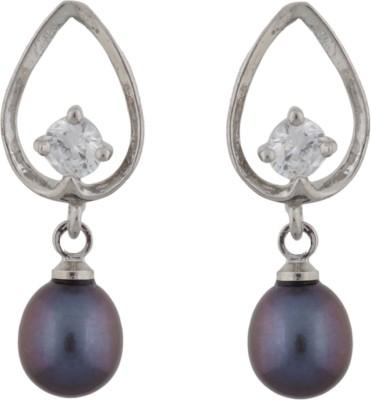 Janki Jewellers Legend Pearl Alloy Drop Earring