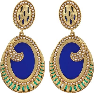 Trend Overseas 003 Copper Drop Earring