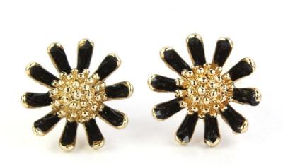 Fab Fashion Flower Shape Alloy Stud Earring