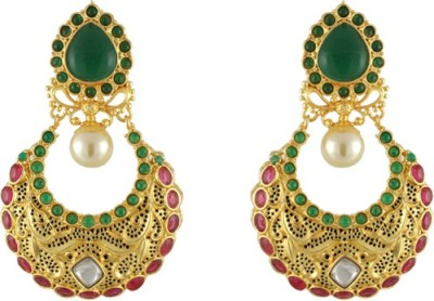 CatchMe Hina Alloy Chandbali Earring