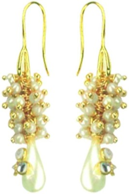 GlamMore09 MOTI DELIGHT Copper Dangle Earring