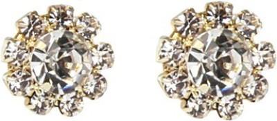 Go4Shopping BollyWood Fashion - 16 Alloy Stud Earring