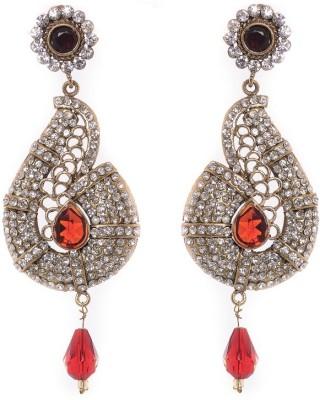 Buyclues SSJ6113 Brass Earring Set
