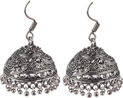The Kewl Korner German Silver German Silver Jhumki Earring
