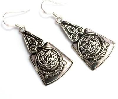 Anavaysilver Ear036 Sterling Silver Dangle Earring