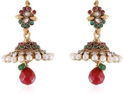 Vastradi Elegant and Exquiste Brass Jhumki Earring