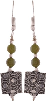 Ganapathy Gems 5173 Metal Dangle Earring