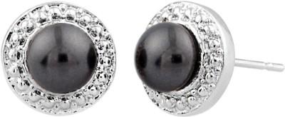 Glimmering Designer Swarovski Crystal Alloy Stud Earring
